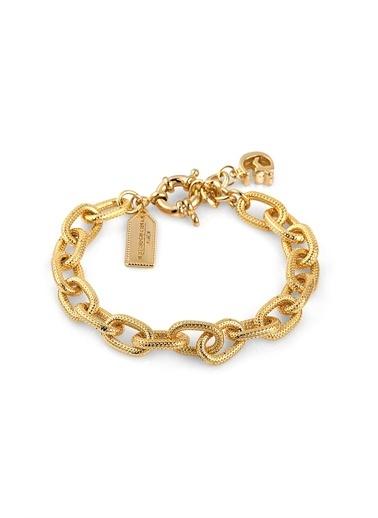 Alberto Guardiani Alberto Guardiani Ag10356Blk Zirkon Taşlı Jewelery Bileklik Altın